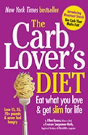 Carb Lovers Diet : Eat What You Love & Get Slim    For Life