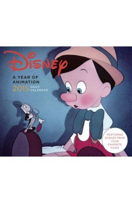 Disney Daily Calendar: A Year of Animation