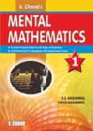 Mental Mathematics Class 1 : Cbse