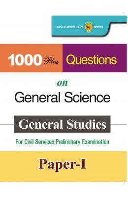 1000 Plus Questions on General Science 1st Edition price comparison at Flipkart, Amazon, Crossword, Uread, Bookadda, Landmark, Homeshop18