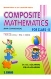Composite Mathematics For Class 2 : Main Course   Book