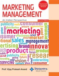Marketing Management An Indian Perspective