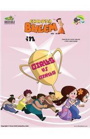 GIRLS VS GIRLS - CHHOTA BHEEM VOL 29