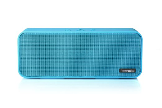 Sublime II Portable Bluetooth Speaker With FM