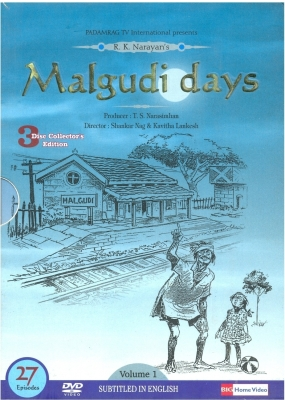 Malgudi Days-Single DVD-Vol 1
