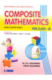 Composite Mathematics Main Course Book For Class 3