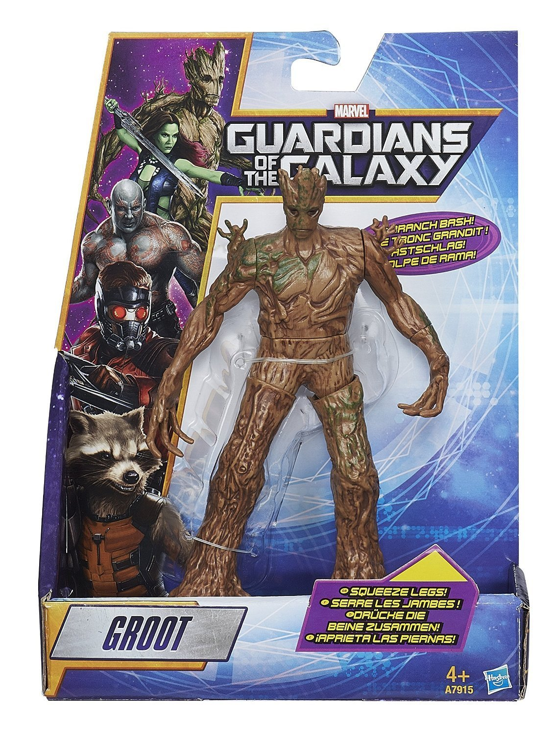 Guardians of the Galaxy Rapid Revealers Figure Assortment
