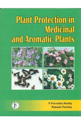 Plant Protection In Medicinal & Aromatic Plants