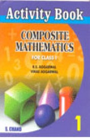 Composite Mathematics For Class 1 Activity Book 1