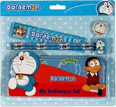 Doraemon-My Stationery Kit