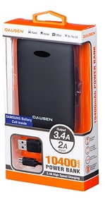 Dausen Power Bank 10400 mAh