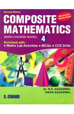 Composite Mathematics For Class 4 : Main Course Book