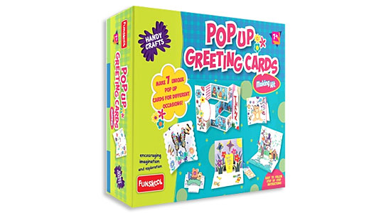 Funskool Pop Up Greeting Cards