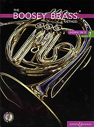 The Boosey Brass Method: Horn in F - Book 1 (Boosey Brass Method Series) (Bk. 1)