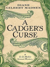 A Cadger's Curse (Thorndike Press Large Print Mystery Series)