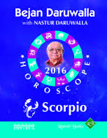 Horoscope Scorpio 2016