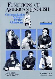 Functions Of American English - Communication Activities For The
