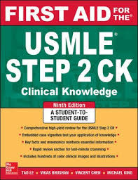 First Aid For The Usmle Step 2 Ck Clinical        Knowledge