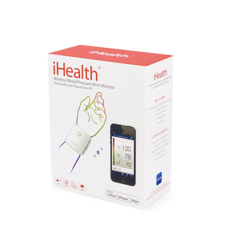 iHealth Wireless Blood Pressure Monitor BP7