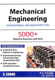Mechanical Engineering price comparison at Flipkart, Amazon, Crossword, Uread, Bookadda, Landmark, Homeshop18