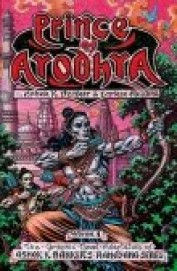 Prince Of Ayodhya Graphic Novel