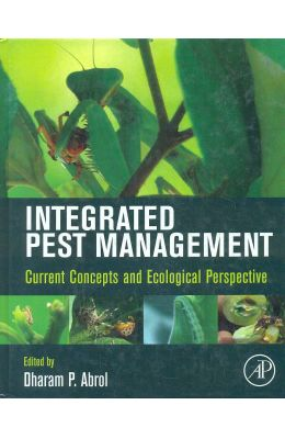 Integrated Pest Management : Current Concepts & Ecological Perspective