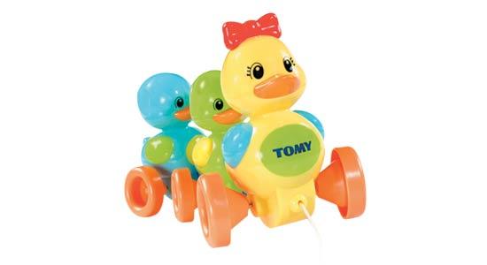 Funskool Quack Along Ducks