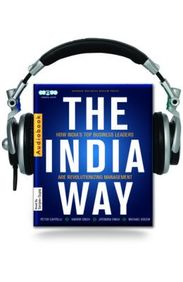 The India way (Audio Book)