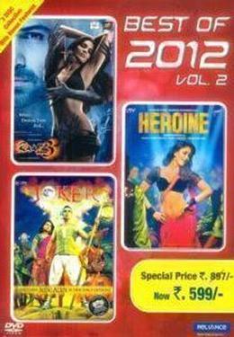 Best of 2012 Vol2-Raaz 3 / Heroine / Joker (3 in 1)