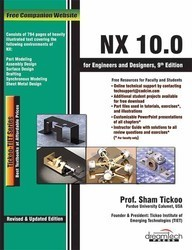 Nx 10.0 For Engineers & Designers
