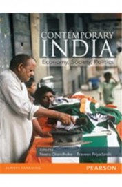 Contemporary India Economy Society Politics