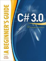C# 3.0: A Beginner's Guide price comparison at Flipkart, Amazon, Crossword, Uread, Bookadda, Landmark, Homeshop18