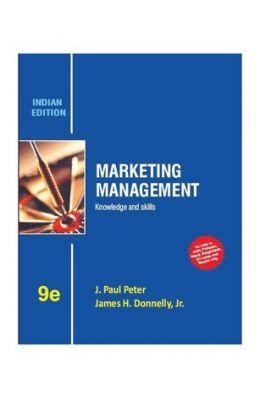 Marketing Mgmt 9edition