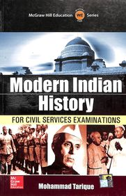 Modern Indian History For Civil Services Examinations