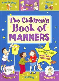 Childrens Book Of Manners