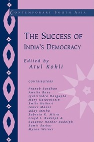 The Success of Indias Democracy (Contemporary South Asia) price comparison at Flipkart, Amazon, Crossword, Uread, Bookadda, Landmark, Homeshop18