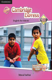 Cambridge Express English For Schools Students     Book 5 : Cce