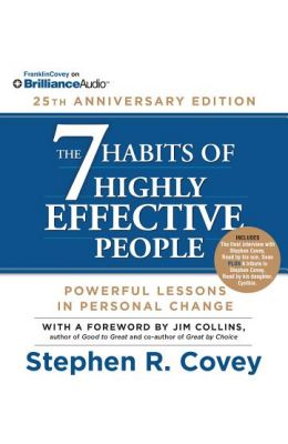 7 Habits of Highly Effective People, The: 25th Anniversary Edition