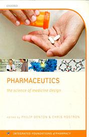 Pharmaceutics The Science Of Medicine Design