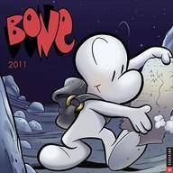 2011 Bone Wall Calendar