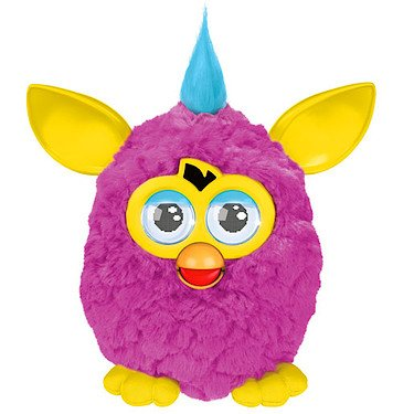 Furby Pink and Yellow