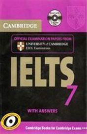 Cambridge Ielts 7 (With Cd) 7th Edition price comparison at Flipkart, Amazon, Crossword, Uread, Bookadda, Landmark, Homeshop18