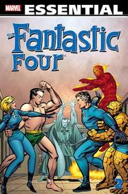 Fantastic Four, Vol. 2, Nos. 21-40 (Marvel Essentials)