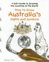 How To Draw Australia's Sights And Symbols (A Kid's Guide To Drawing Countries Of The World)