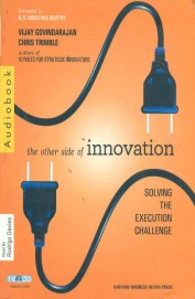 The other side of innovation (Audio Book)