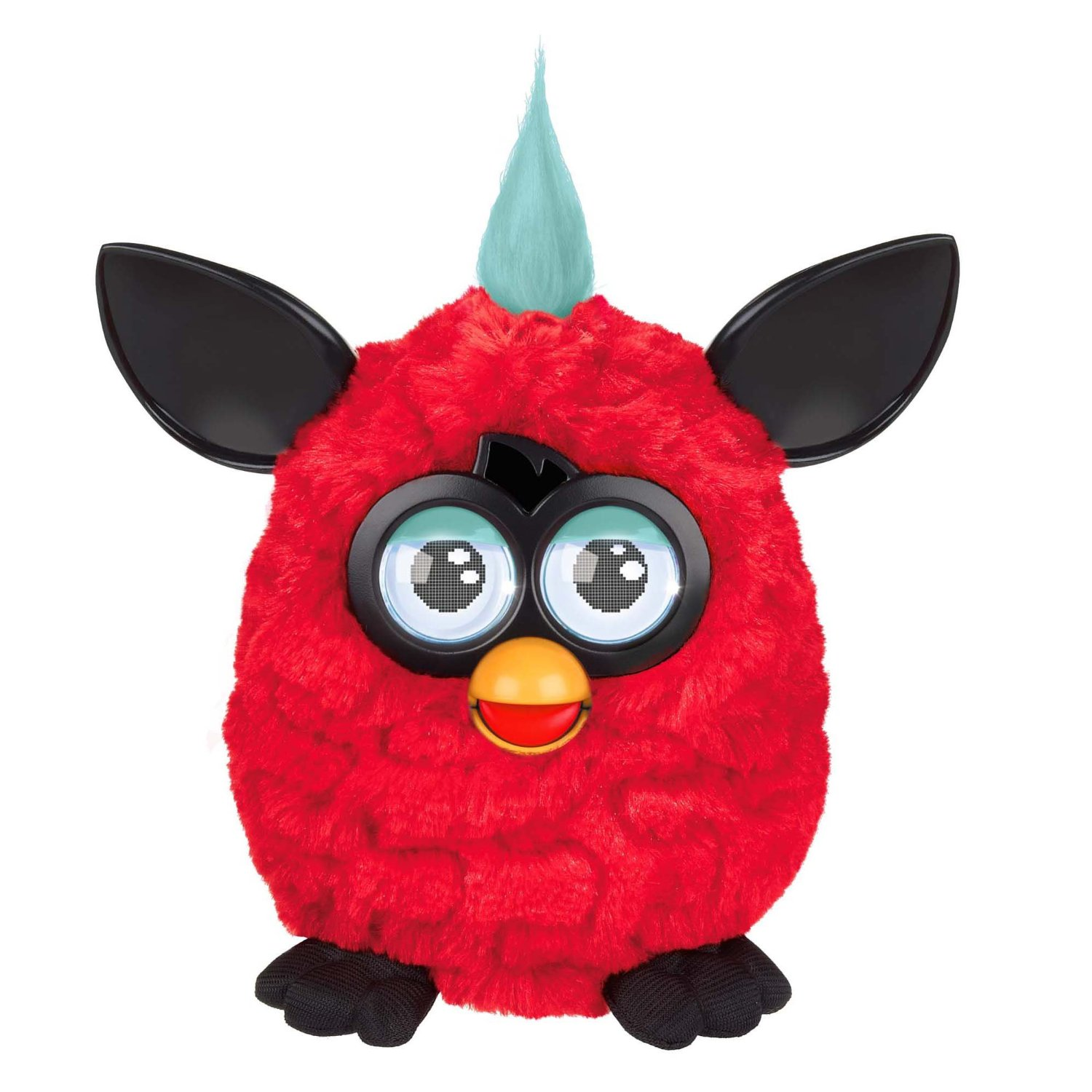 Furby Red and Black