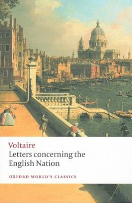 Letters Concerning The English Nation - Oxford Worlds Classics
