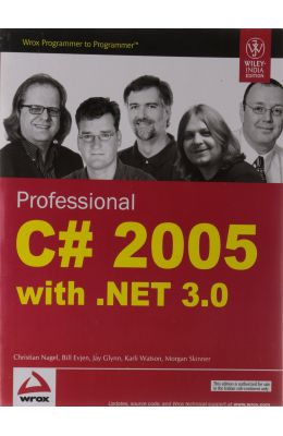 Professional C # 2005 With, Net 3.0