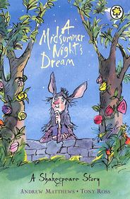 Mid Summer Nights Dream - A Shakespeare Story