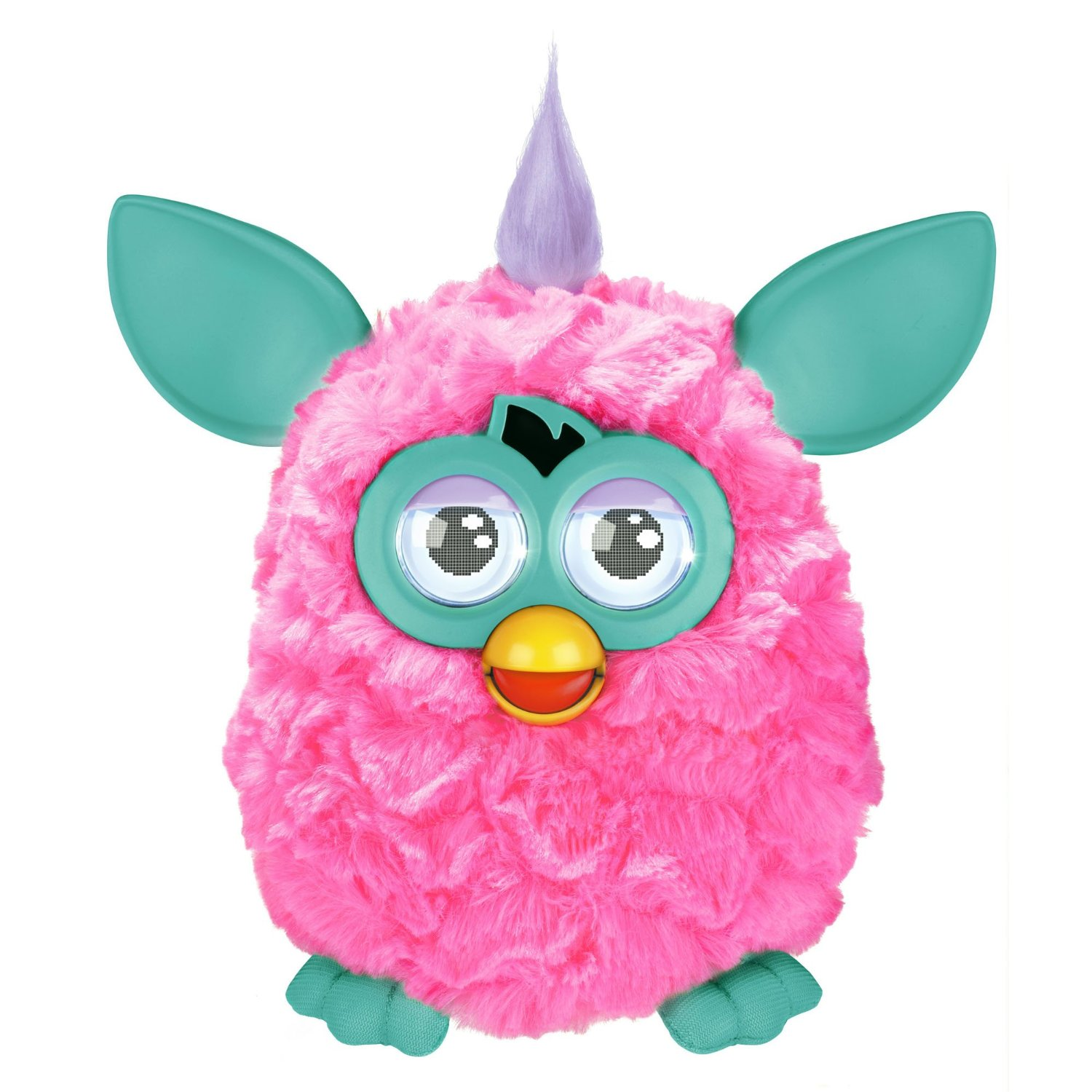 Furby Teal and Pink